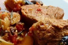Recette du veau à la Corse