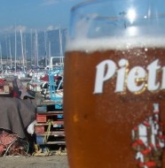 Dégustation de la bière Corse, la Pietra