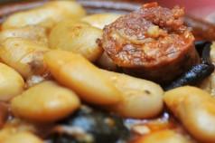 Recette des haricots à la Corse