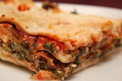 Recette des lasagnes au Brocciu