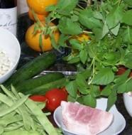 Recette de la soupe Corse