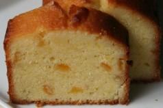 Recette du cake au cédrat confit