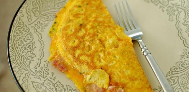 Recette de l'omelette corse