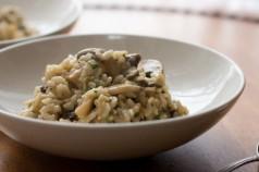 Recette du risotto aux châtaignes
