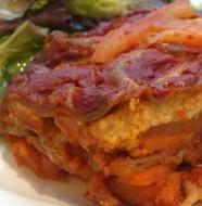 Recette des lasagnes de la mer