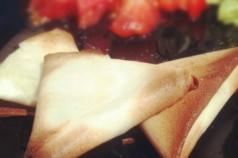 Recette des samossas aux blettes et au brocciu