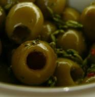 Recette du merle aux herbes et aux olives