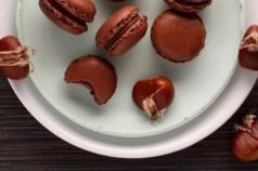Recette des macarons à la châtaigne Corse